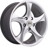 Литые диски КМ 445 R15 6,5J ET:37 PCD 5x100 S